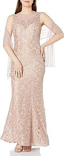 Xscape womens Lace Sheath Dress Formal Dress