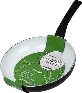 Easy-Cook - Sartén de cerámica y Aluminio (20 cm), Metal, 28 cm