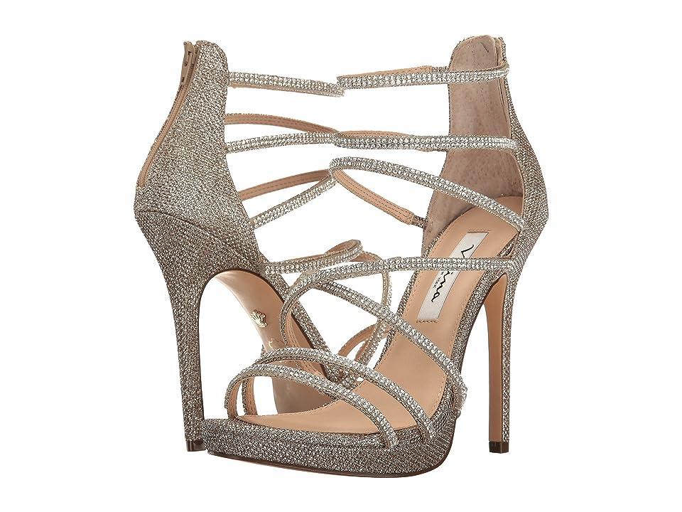 Nina Finessa (Latte Dreamland) High Heels