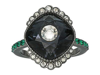 Swarovski Black Baroque Ring (Dark Multi) Ring