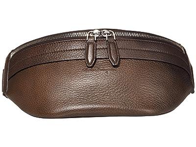 Salvatore Ferragamo Dynamo Belt Bag 24A332 (Black) Bags