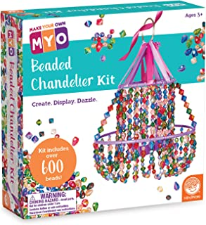MindWare Make Your Own Beaded Chandelier Kit