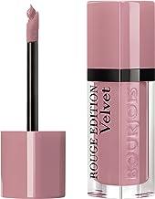 Bourjois Rouge Edition Velvet Liquid Lipstick, 1 Don't Pink It!, Pink