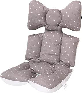 Soft Cotton Baby Pushchair Pram Stroller Cushion Pad Car Seat Liners