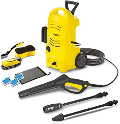 Karcher K2.27 Car Care Kit 1600PSI 1.25GPM Electric Pressure Washer