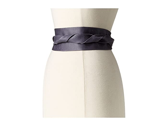 ADA Collection Obi Classic Wrap Belt (Grey) Women