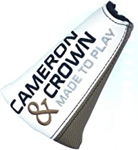 Scotty Cameron & Crown Putter Head Cover Newport Mallet 2 2016