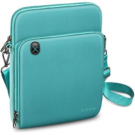 Galaxy 11 Inch Tablet Hard Carrying Case with Accessory Organiser Storage Holder FINTIE Portfolio Sleeve Bag for 10.9 iPad Air 4 11 iPad Pro 10.2 iPad 10.5 iPad Air//Pro 9.7 iPad