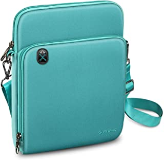 "FINPAC 11 Inch Tablet Sleeve Case, Briefcase Shoulder Bag for 10.9"" iPad Air 4 2020, 10.2"" iPad 2020/2019, 11"" iPad Pro 20..."