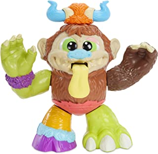 Crate Creatures Surprise Kaboom Box Stubbs Mix N Match Creature Figure, Multicolor