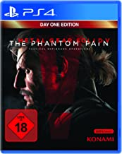 Metal Gear Solid V: The Phantom Pain - Day One Edition – - PlayStation 4 [Importación alemana]