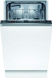 Bosch SPV2IKX10E Série 2 Lave-vaisselle entièrement intégré/F / 45 cm / 78 kWh/100 cycles / 9 MGD/Silence/InfoLight/séchag...