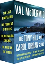 The Tony Hill and Carol Jordan Series, 1-4: The Mermaids Singing, The Wire in the Blood, The last Temptation, The Torment of Others, (Dr. Tony Hill & Carol Jordan Mysteries)