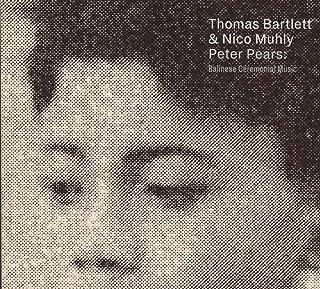 Peter Pears: Balinese Ceremoni