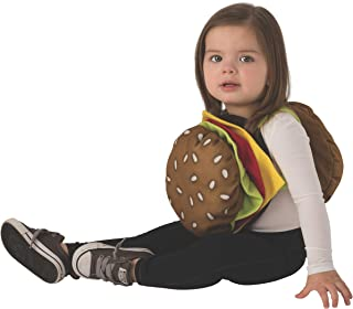 Baby Cheeseburger Halloween Costume