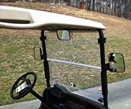 upright golf cart