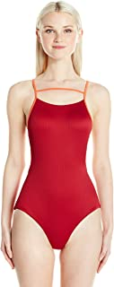 RVCA Women's Frothy One Piece Swimsuit