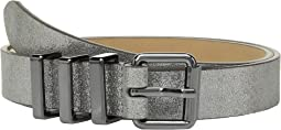25 mm Smooth or Shimmer Metallic Core Belt