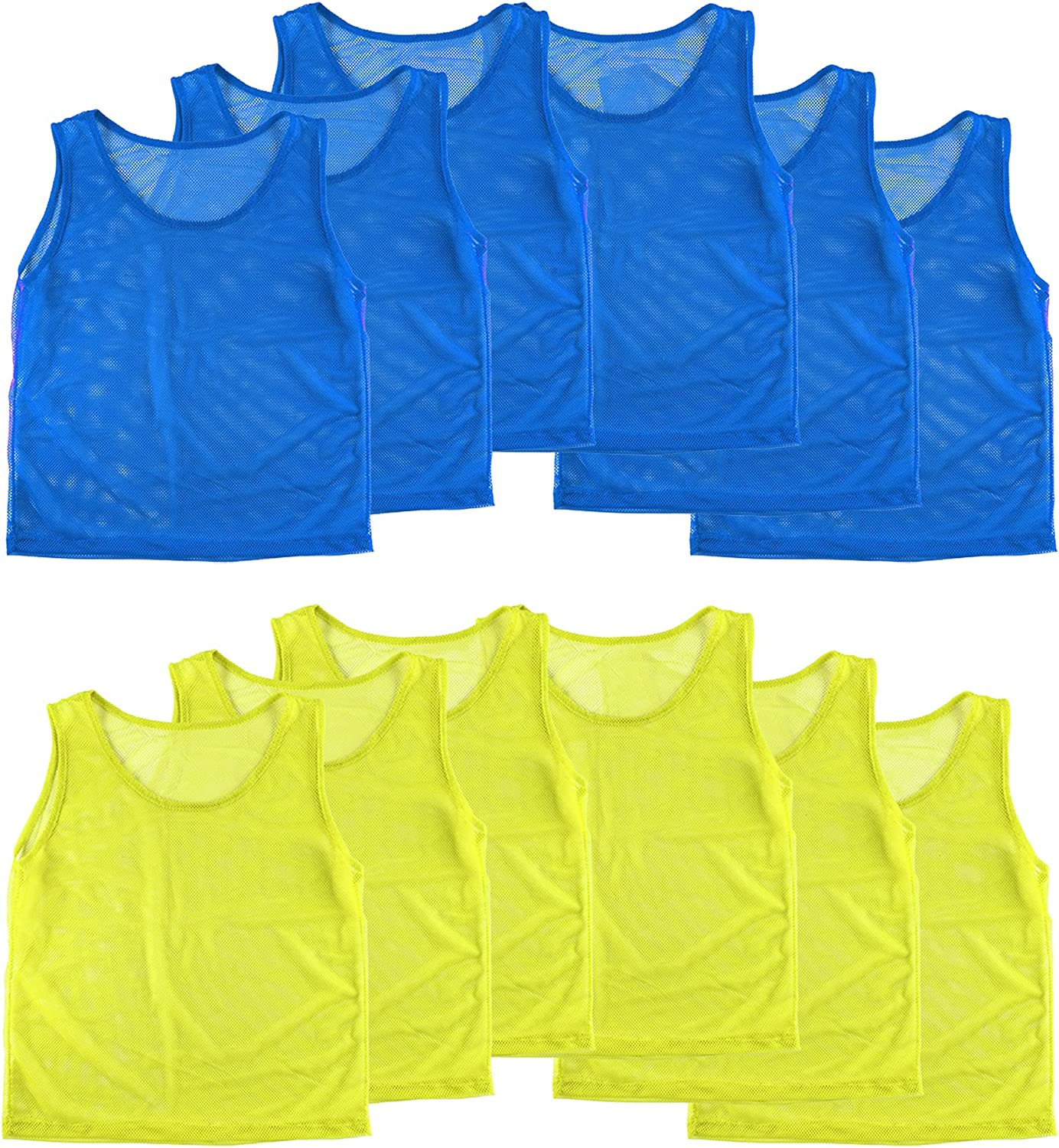 Nylon OFFicial shop Mesh Scrimmage Team Very popular Practice Jerseys Chi Vests for Pinnies