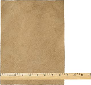 Realeather Suede Craft Sheet, 8.5