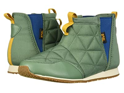 Teva Kids Ember Mid (Little Kid) (Helix Green) Kid