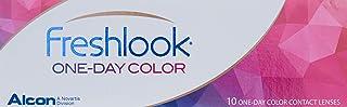 Freshlook One-Day Color Blue (-4.50) - 10 Lens Pack