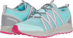 Turquoise/Pink