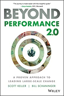 Beyond Performance 2.0: A Proven Approach to Leading Large–Scale Change
