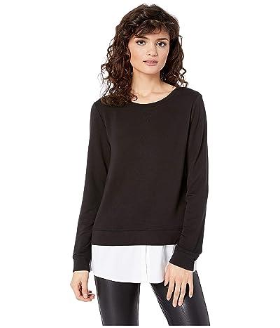 BB Dakota Casual Cute Sweatshirt (Black) Women