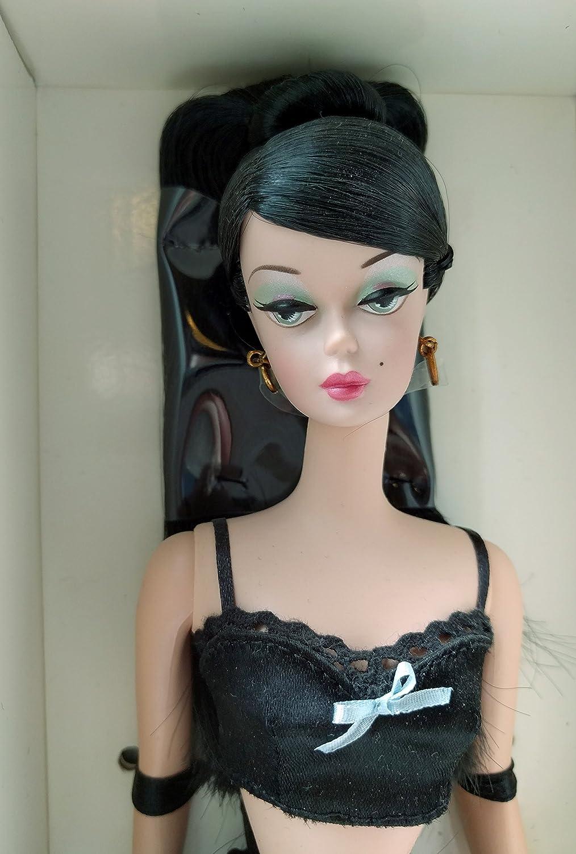 Silkstone Lingerie Barbie   3 Mattel Barbie Doll