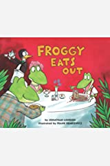 Froggy Eats Out Kindle Edition