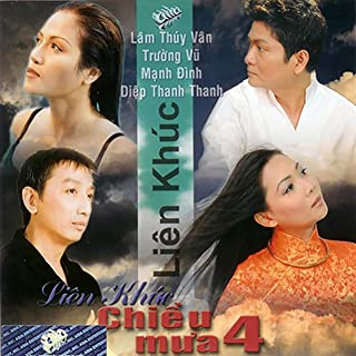 Liên Khúc Chiều Mưa 4 (Asia CD 184)