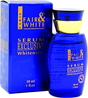 Fair & White Exclusive Whitenizer Serum with 1.9% Hydroquinone, 30ml / 1fl.oz.