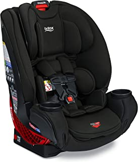 Britax One4Life ClickTight All-In-One Car Seat – 10 Years of Use – Infant, Convertible, Booster – 5 to 120 Pounds - SafeWa...