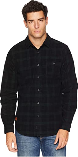 Globe X Drizabone Long Sleeve Shirt