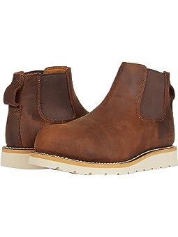 Carhartt Wedge 5 Chelsea Pull-On Boot Steel Toe