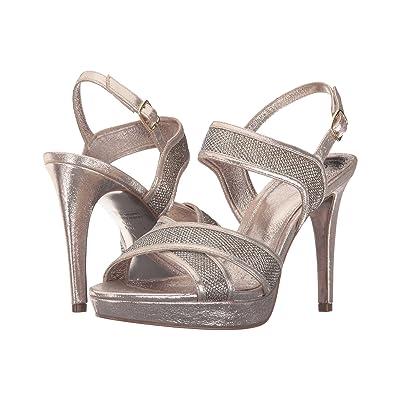 Adrianna Papell Ansel (Platinum Jimmy Net) High Heels