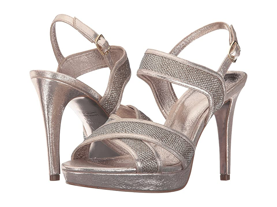 Adrianna Papell Ansel (Platinum Jimmy Net) High Heels