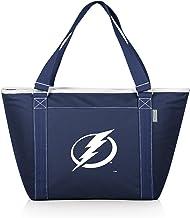 NHL Tampa Bay Lightning Topanga حامل مبرد معزول ، أزرق داكن