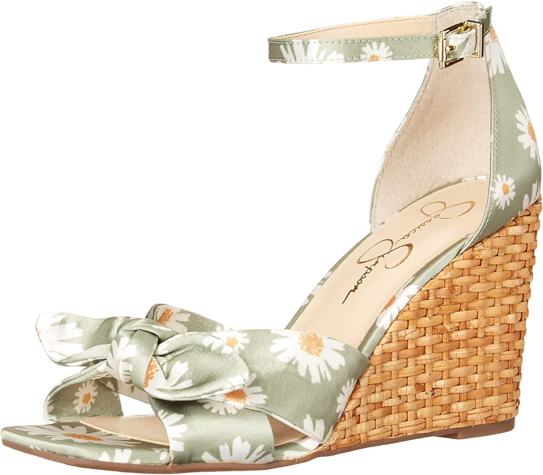 Jessica Simpson Women's Sale Special Price Delirah Sandal OFFicial site Wedge Espadrille