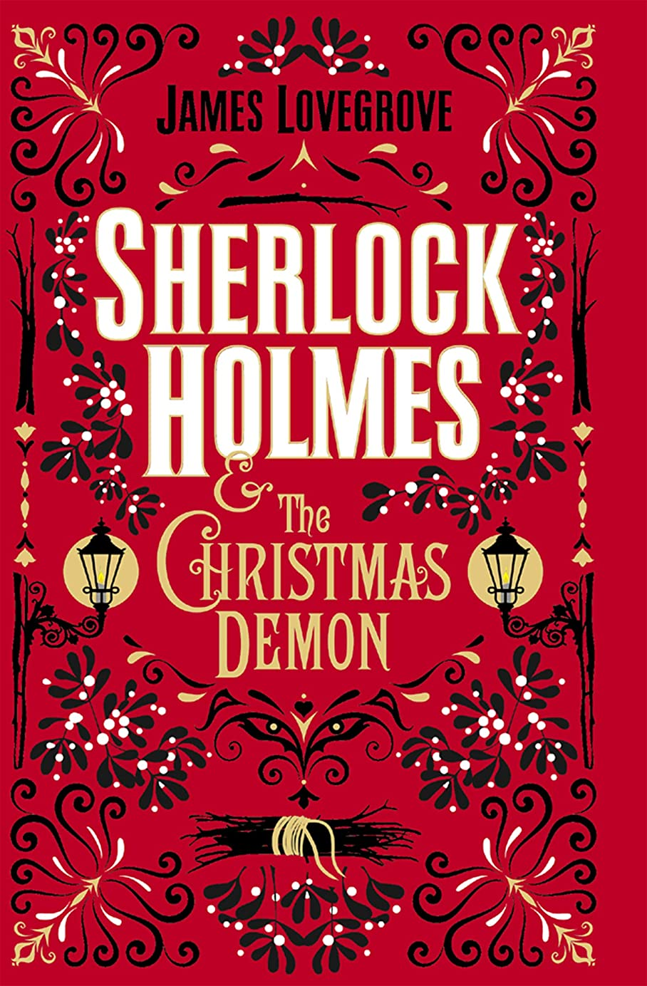 ボタン主人上記の頭と肩Sherlock Holmes and the Christmas Demon (English Edition)