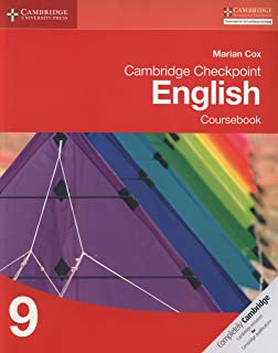 Cambridge Checkpoint English Coursebook 9 by Marian Cox - Paperback