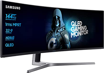 Amazon co uk: Curved Screen - Monitors: Computers & Accessories