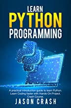 Learn Python Programming: A Practical Introduction Guide to Learn Python.  Learn Coding Faster with Hands-On Project.  Crash Course (English Edition)