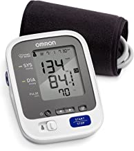 Omron 7 Series Wireless Upper Arm Blood Pressure Monitor; 2-User, 120-Reading Memory, BP Indicator LEDs, Bluetooth® Works with Amazon Alexa byOmron