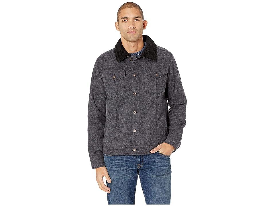 Prana Pinnacle Jacket (Charcoal) Men