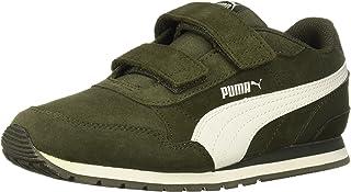 PUMA Unisex Kids' St Runner Sd Velcro Sneaker