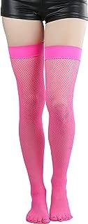 Women's Fishnet Thigh Hi