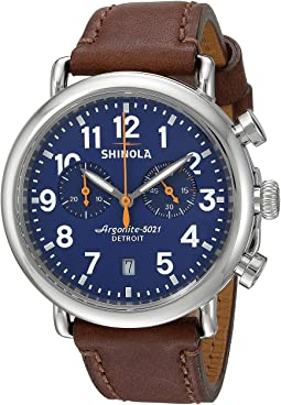 Shinola Detroit The Runwell Chrono 41mm - 10000117