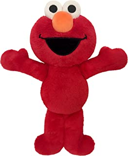 Jay Franco Sesame Street Plush Stuffed Red Elmo Pillow...